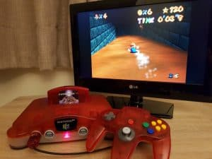 How to Make N64 Look Good on HDTV